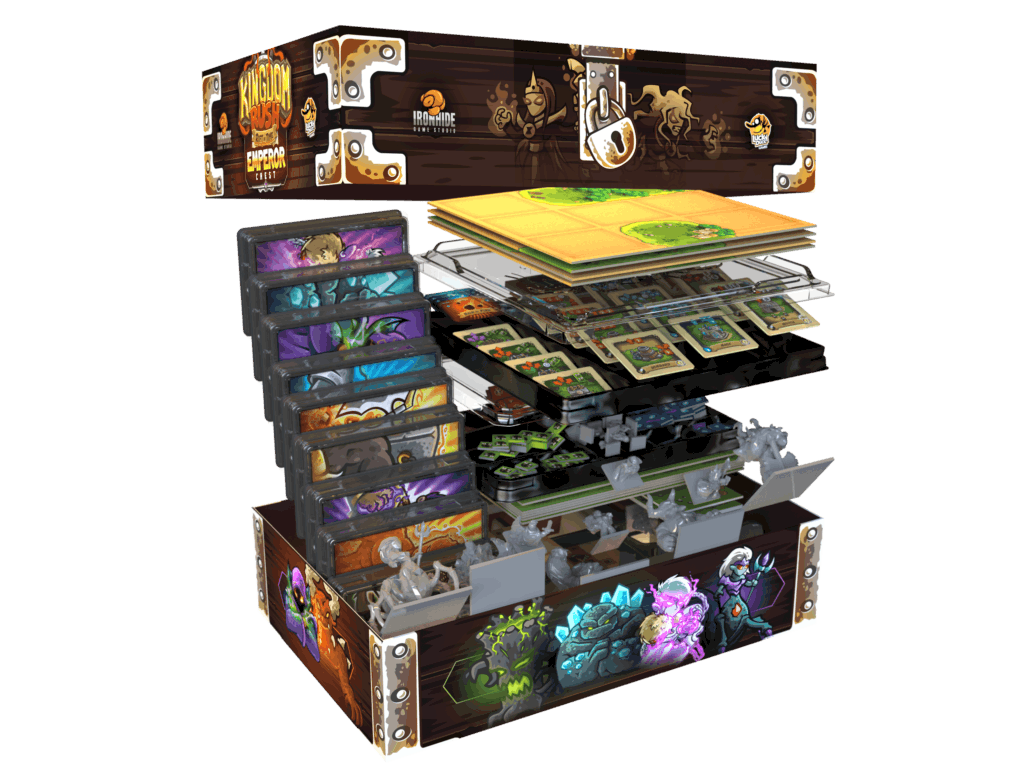 KINGDOMRUSH - Emperor Box.8